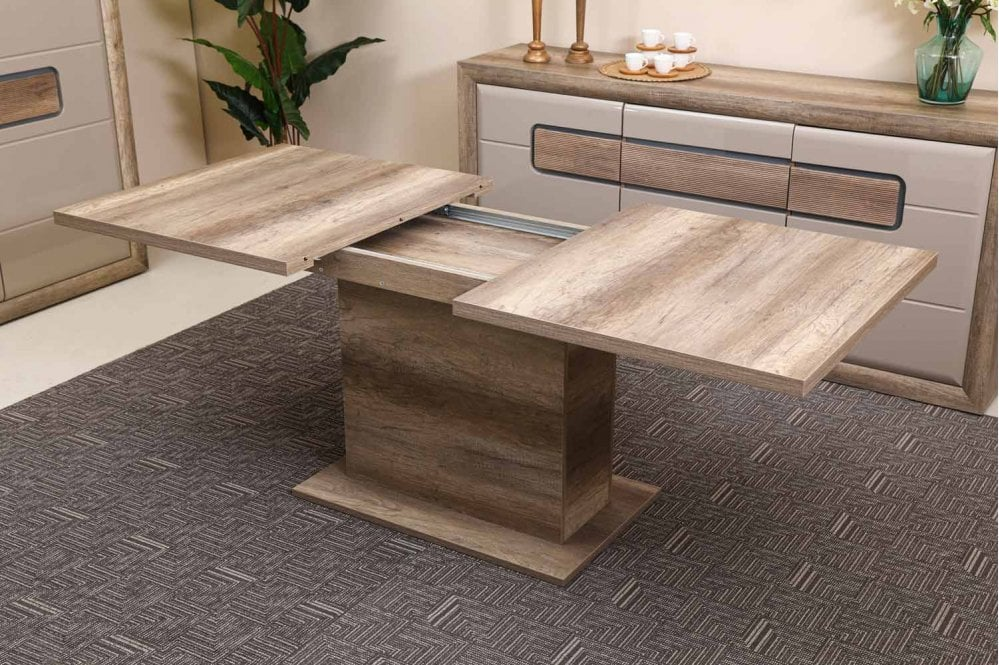 Pan Courtois Extendable Dining Table Pan Emirates