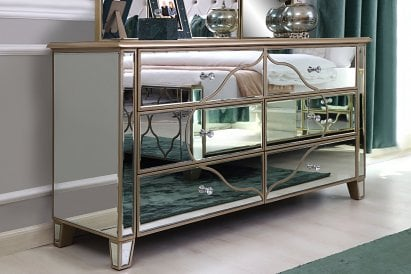 Pan Dubai Collection N Dressing Table With Mirror Pan Emirates